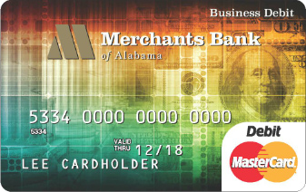 Immediate Credit Card >> Business Services Merchants Bank Of Alabama