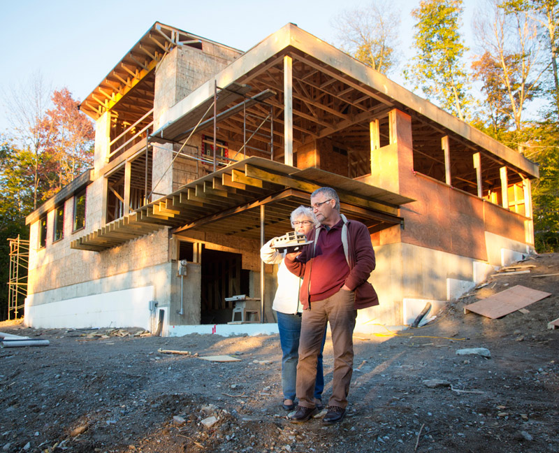 Our new construction loans mean you can keep things for Construction loan to build a house